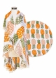 Pineapple Beach Blanket Coverup inset 1