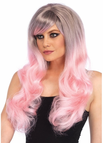 Pink Ombre Wig