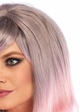 Pink Ombre Wig inset 1