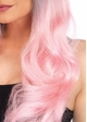 Pink Ombre Wig inset 2