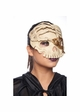 Pirate Skull with Eyepatch and Key Mask inset 3