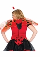 Plus Size Lovely Ladybug Halloween Costume inset 1