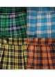 Plus Size Plaid Schoolgirl Mini Skirt Now in 5 Colors inset 4