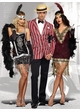 Plus Size Sophisticated Lady Flapper Halloween Costume inset 1