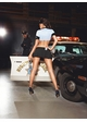 Police Patrol Babe Lingerie Costume inset 1
