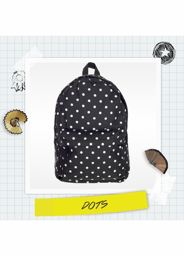 Polka Dots Backpack