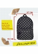 Polka Dots Backpack inset 1