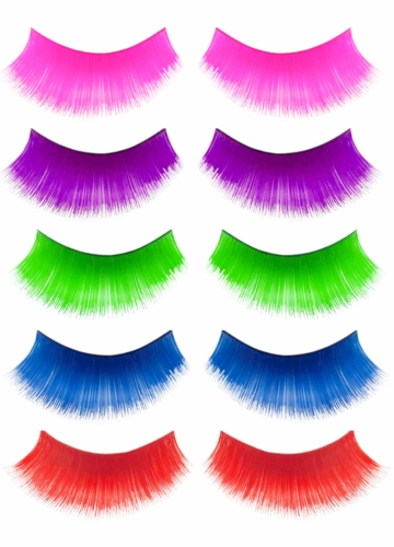 Premium Quality Super Dense Hair Color Lashes