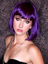 Purple, Lavender and Lilac Wigs