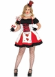 Queen of Hearts Card Costume inset 1