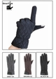 Quilted Winter Gloves with Smart Tips inset 1