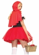 Racy Red Riding Hood Halloween Costume inset 1