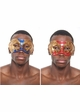 Romance at the Opera Masquerade Mask in 6 Colors inset 3