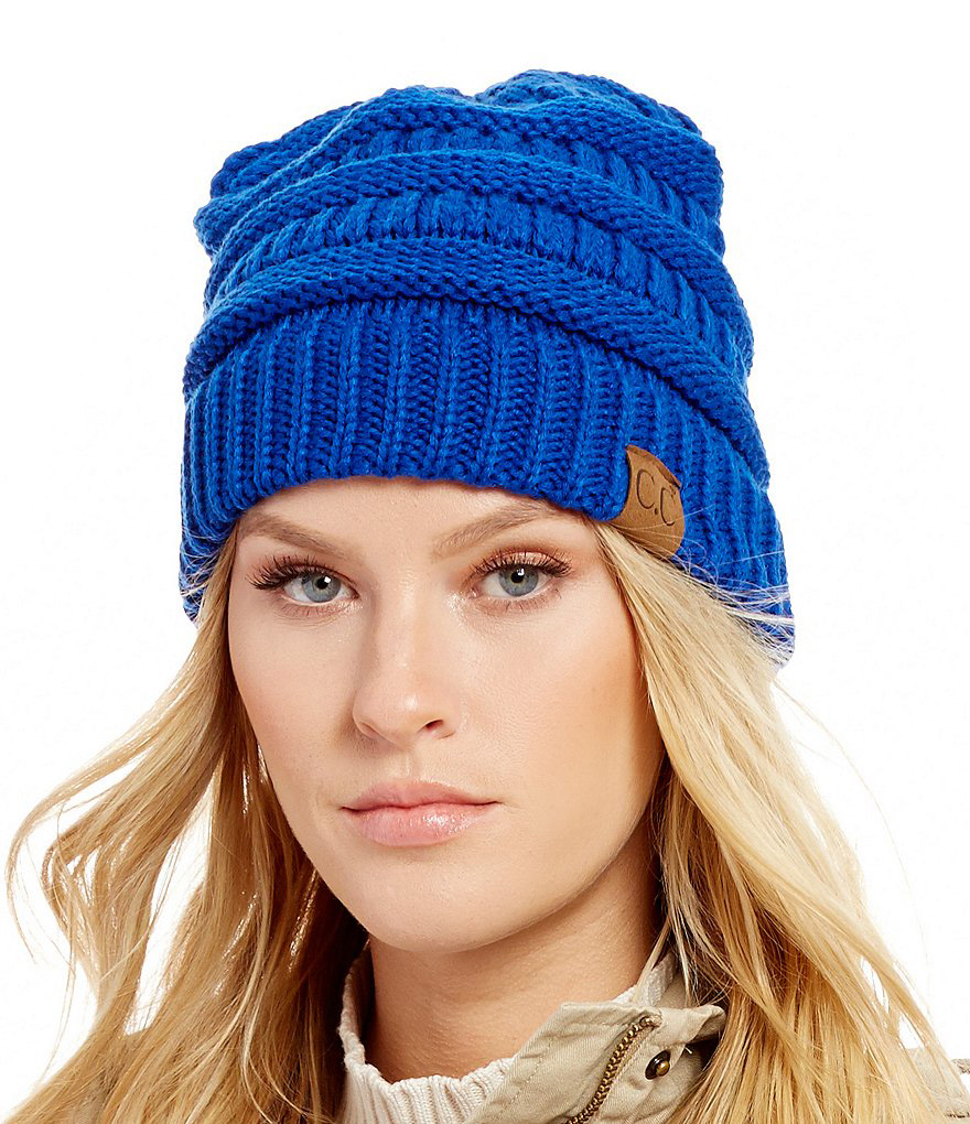 Fox and Cable specialises in pom hats including cable knits, beanies and baseball caps. Our knitted products are designed and manufactured in the UK.