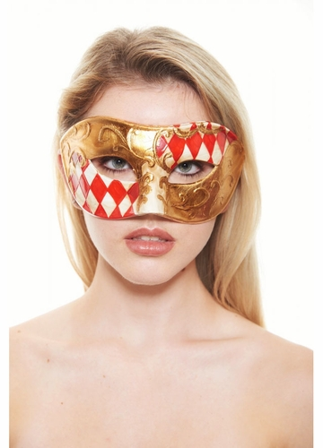 Royal Court Masquerade Mask