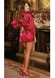 Satin Robe and Low Back Slip inset 1