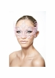 Serena Masquerade Mask with Crystals inset 3