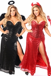 Sexy Angels and Devil Costumes