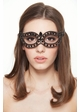 Sheen Crystal Masquerade Mask inset 1