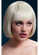 Short Bob Wig with Fringe Mia in Blonde inset 1