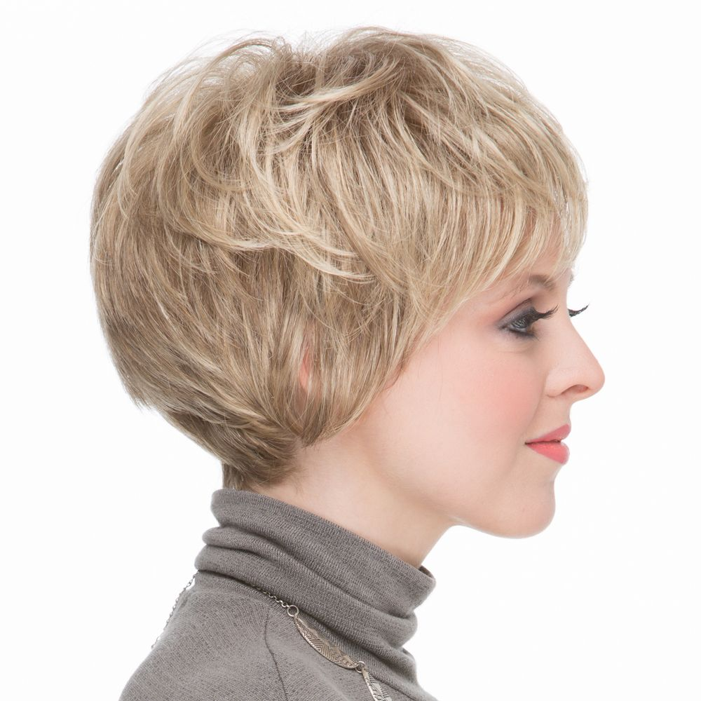 Short Layered Pixie Wig Josephine