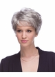 Short Layered Wig Casual inset 3
