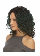 Shoulder Length Curly Lace Front Wig Cairo inset 1