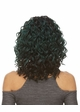 Shoulder Length Curly Lace Front Wig Cairo inset 2