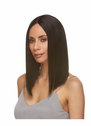 Silky Smooth Shoulder Length Lace Front Wig Mika