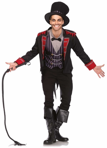 Sinister Ring Master Halloween Costume for Men
