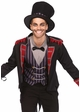Sinister Ring Master Halloween Costume for Men inset 1