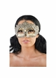 Skull and Lace Masquerade Mask inset 2