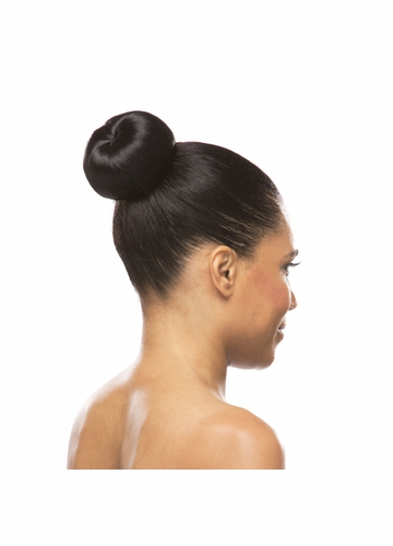 Small Smooth Hair Bun Hair Piece