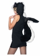 So Stinkin' Cute Skunk Costume inset 1