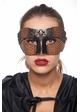 Steampunk Cowgirl Masquerade Mask inset 1
