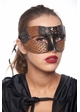 Steampunk Cowgirl Masquerade Mask inset 3