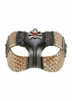 Steampunk Cowgirl Masquerade Mask inset 4