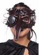 Steampunk Mr. Beaky Masquerade Mask inset 2