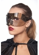 Steampunk Sweetheart Masquerade Mask inset 2