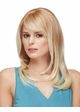 Straight Layered Heat Safe Wig with Larger Cap Romantic inset 1