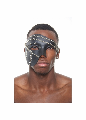 Studded and Fearless Mask