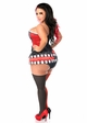 Supreme Joker Harley Costume up to size 6X inset 1