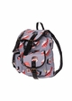 Sushi Print Canvas Backpack by Zohra inset 1