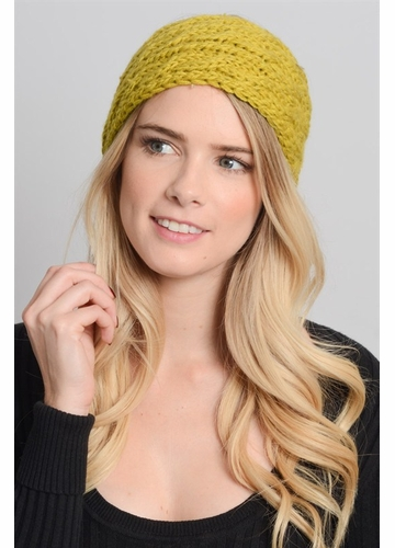 Sweet Cable Knit Headband