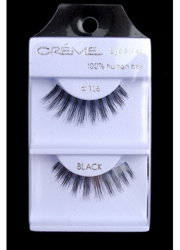 Texturised Wispy False Lashes