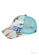 Tropical Flower CC Trucker Hat inset 1