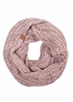 Two Tone Chunky Infinity Scarf by CC Brand inset 2