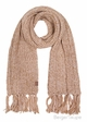 Two Tone Chunky Long Scarf by CC Brand inset 2