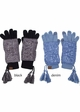 VERY LIMITED Two Tone Knitted CC Gloves inset 2