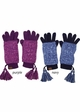 VERY LIMITED Two Tone Knitted CC Gloves inset 3